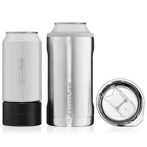 HOPSULATOR TRÍO 3-IN-1 | STAINLESS STEEL (16OZ/12OZ CANS)