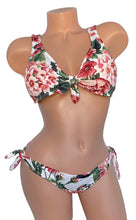 Load image into Gallery viewer, Floral print bikini