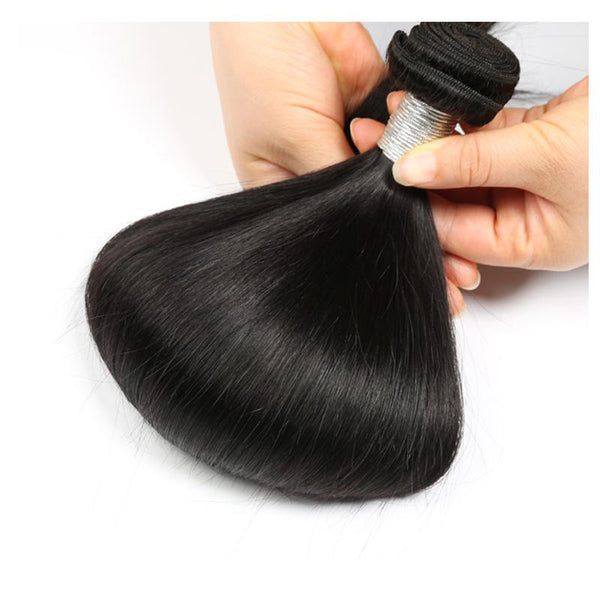 Ali Peruvian Straight 100% Virgin Human Hair Bundle