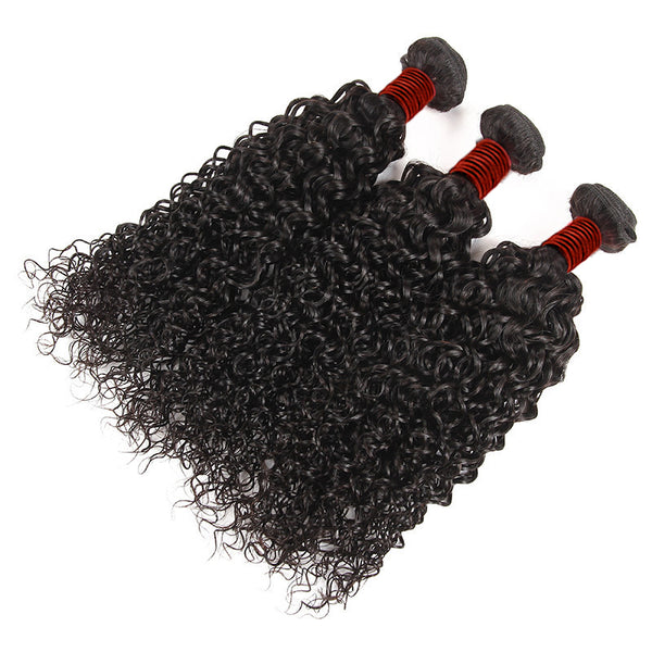 Ali Brazilian Bohemian 100% Virgin Human Hair 3 Bundles