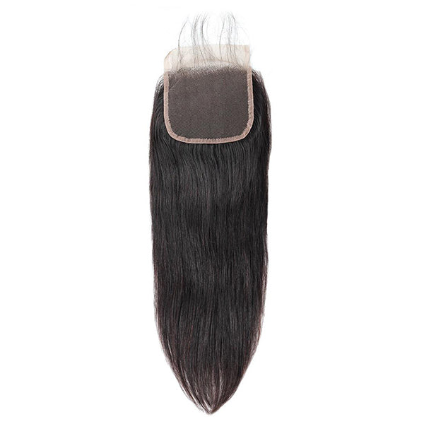 Ali Brazilian Straight 4x4 Closure