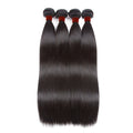 Ali Brazilian Straight 100% Virgin Human Hair 4 Bundles