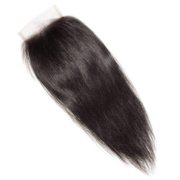 Ali Peruvian Straight 4x4 Closure