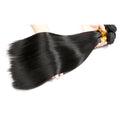 Ali Malaysian Straight 100% Virgin Human Hair 3 Bundles