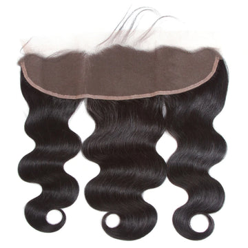 Ali Peruvian Body Wave 13x4 Closure