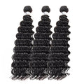 Ali Peruvian Deep Wave 100% Virgin Human Hair 3 Bundles