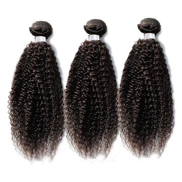Ali Peruvian Pineapple 100% Virgin Human Hair 3 Bundles