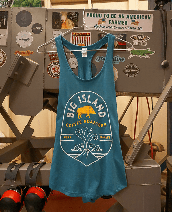 Big Island Coffee Roasters Apparel & Goods Small The Gardener Miss Homage to Kilauea | Big Island Coffee Roasters Swag
