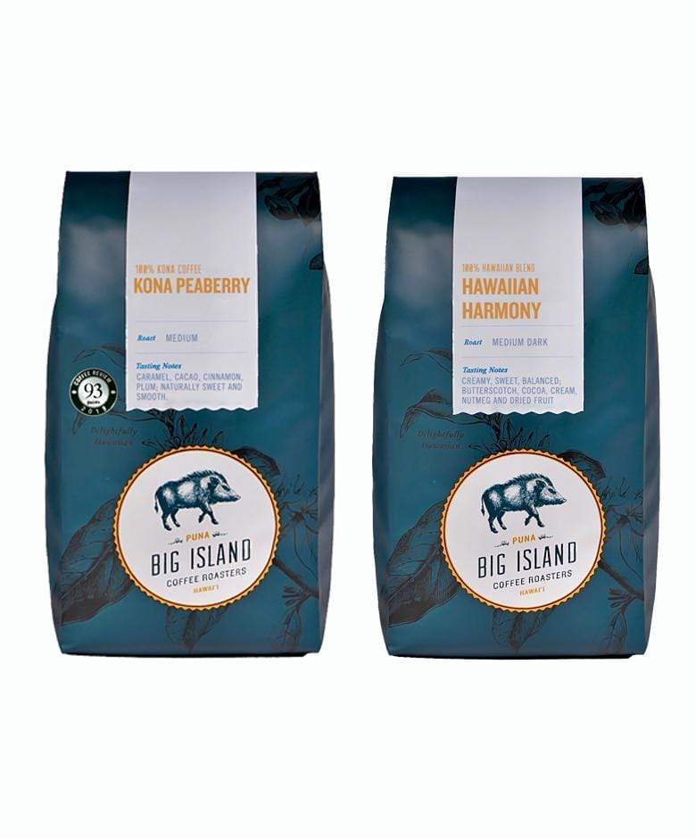 Big Island Coffee Roasters Hawaiian Coffee Club Cuppers Club | 2 Hawaiian Coffees Each Month Cuppers Club ☕  2 Hawaiian coffee per month - Big Island Coffee Roasters