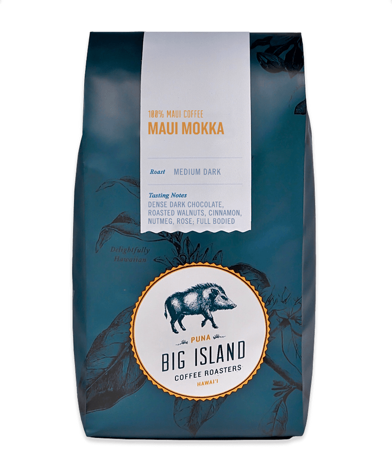 Maui Mokka Coffee Package