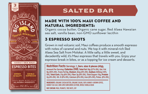 SINGLE ESPRESSO BITE ➞ SUBSCRIPTION ADD-ON