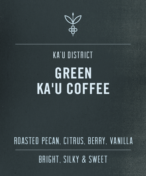green hawaiian coffee
