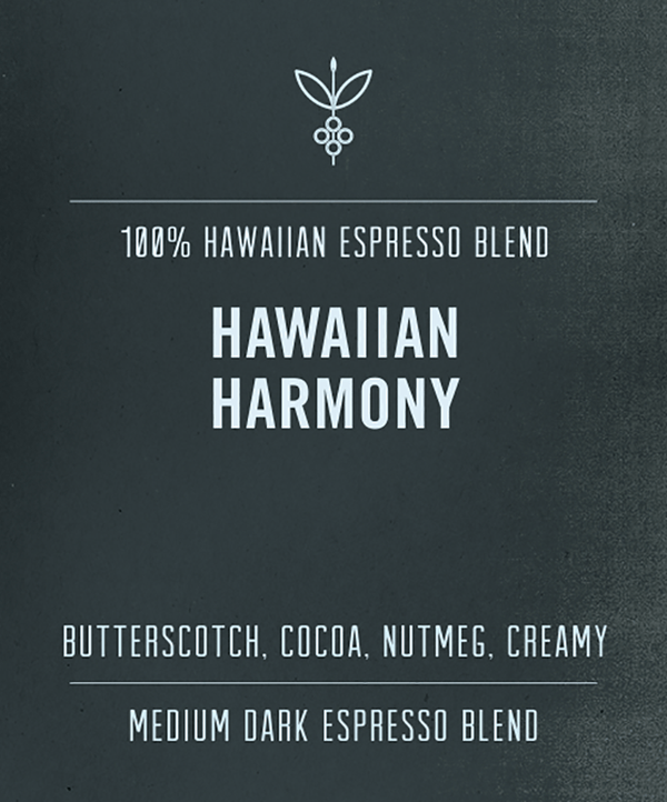hawaiian espresso blend | Hawaiian coffee