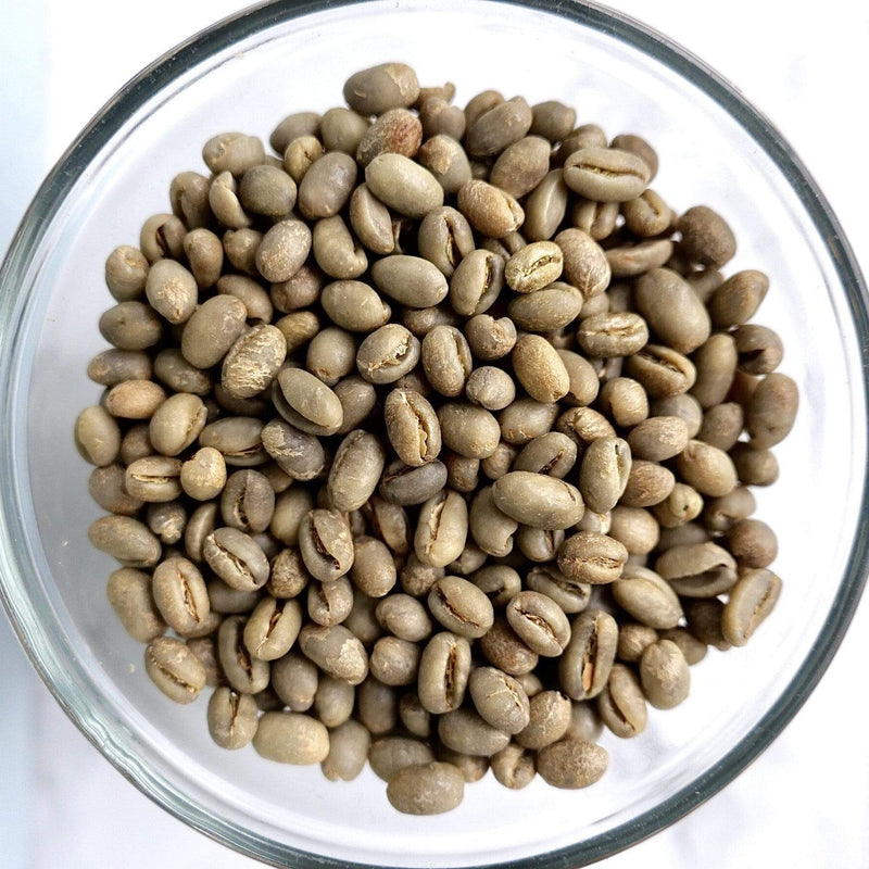 Kona Peaberry Green Coffee beans