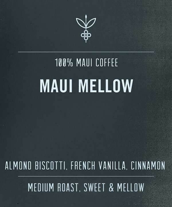 Big Island Coffee Roasters Hawaiian Coffee Maui Mellow | 100% Maui Coffee 100% Maui Coffee | Maui Mellow | Big Island Coffee Roasters