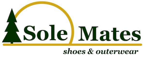 Sole Mates offers a large selection of the best brands of shoes for comfort, style and wellness for women, men and kids. We also carry a large selection of socks with fun colors and fabrics, including merino wool, bamboo, cotton, cashmere, and more.   Shoe care includes water proofers, cleaners, laces and more.