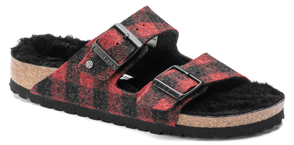 Birkenstock Arizona Wool Shearling