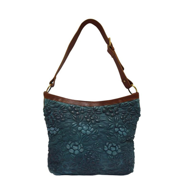 Anabaglish Cari Quilted Shoulder Bag