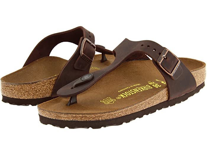 Birkenstock Gizah Leather
