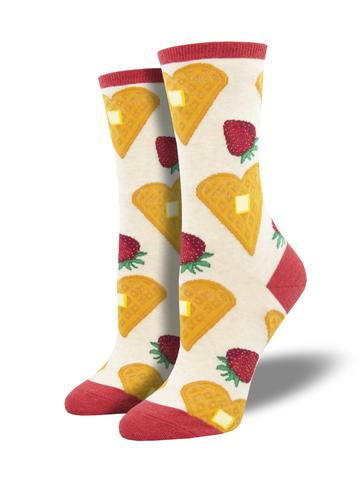 Socksmith Heart Smart Breakfast Socks