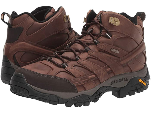 Merrell Moab 2 Prime Mid Waterproof Men