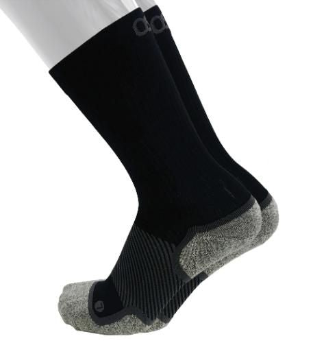 OS1st WP4+ Wide Wellness Performance Crew Socks