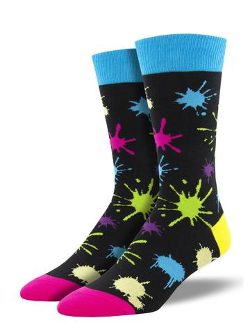 Socksmith Paintball Men's Socks