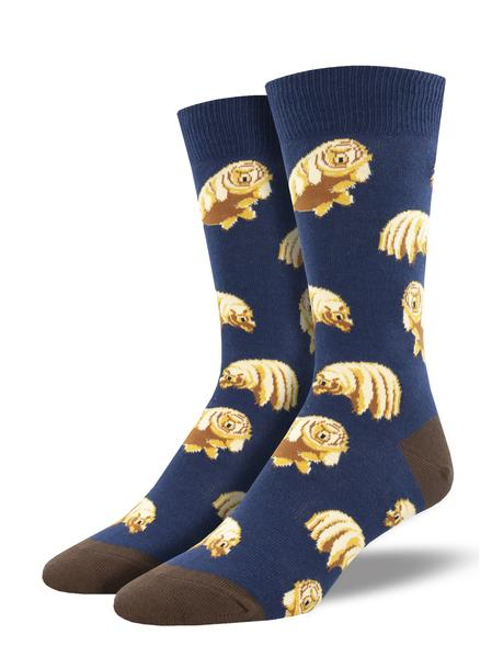 Socksmith Tardigrades Men's Socks