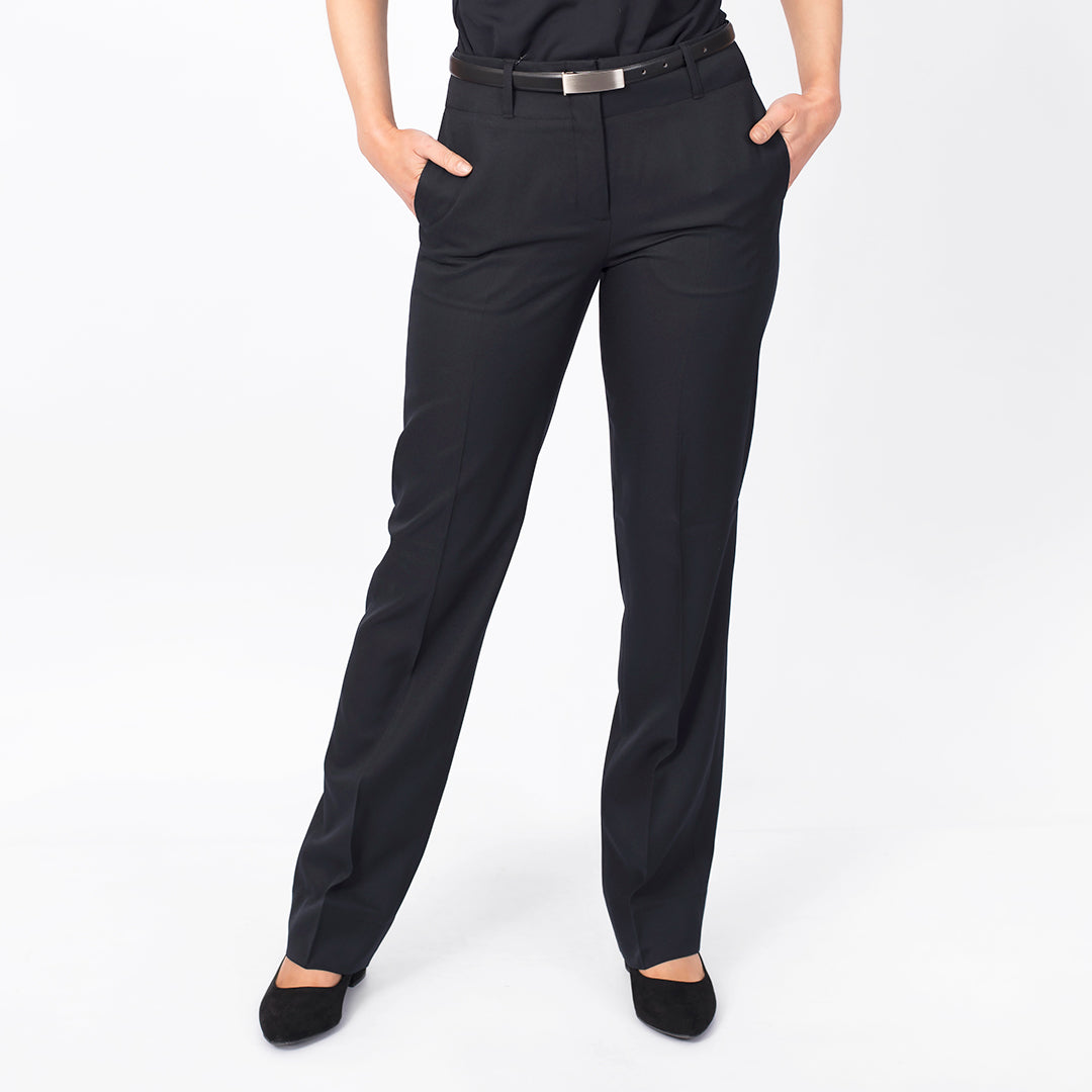 Relaxed leg pant, French Navy