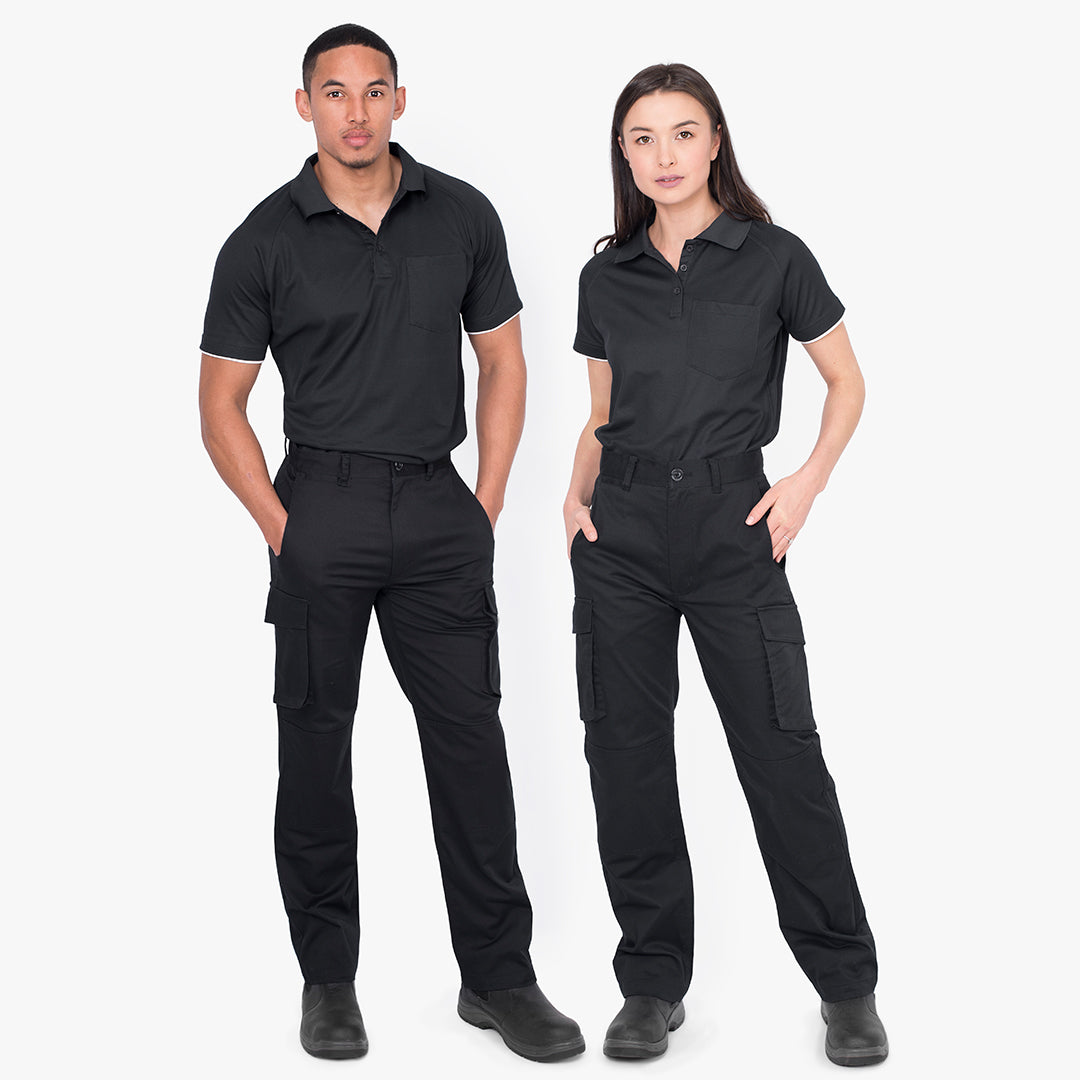 Unisex cargo pant, French Navy