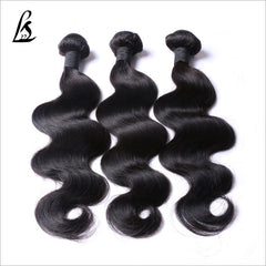 Slnhair 10A Grade Brazilian Remy Quality Human Hair Body wave Bundles