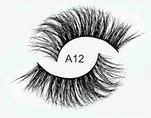 50% OFF TODAY 3D Mink Lashes Natural Eyelashes Free Shipping