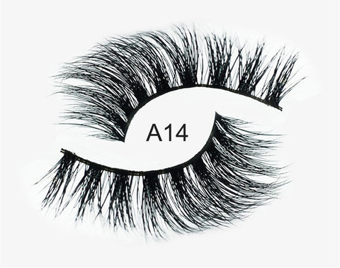 Image of 50% OFF TODAY 3D Mink Lashes Natural Eyelashes Free Shipping
