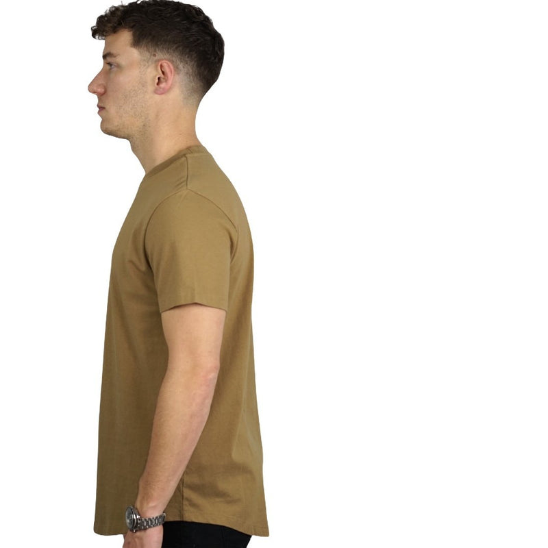 Short sleeve hemp shirt
