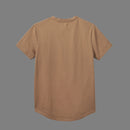 Men slim fit t shirt