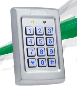 WanderGuard Blue Outdoor Keypad