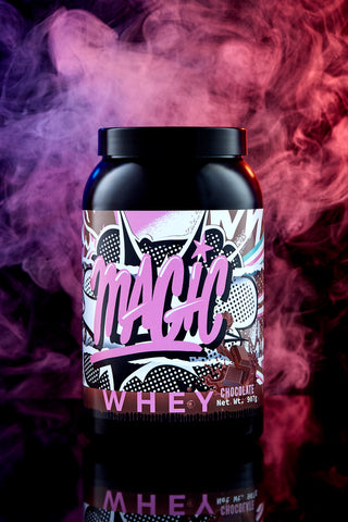 Magic Whey Chocolate