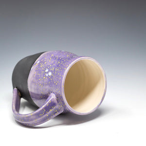 Purple Micro Crystalline Mug