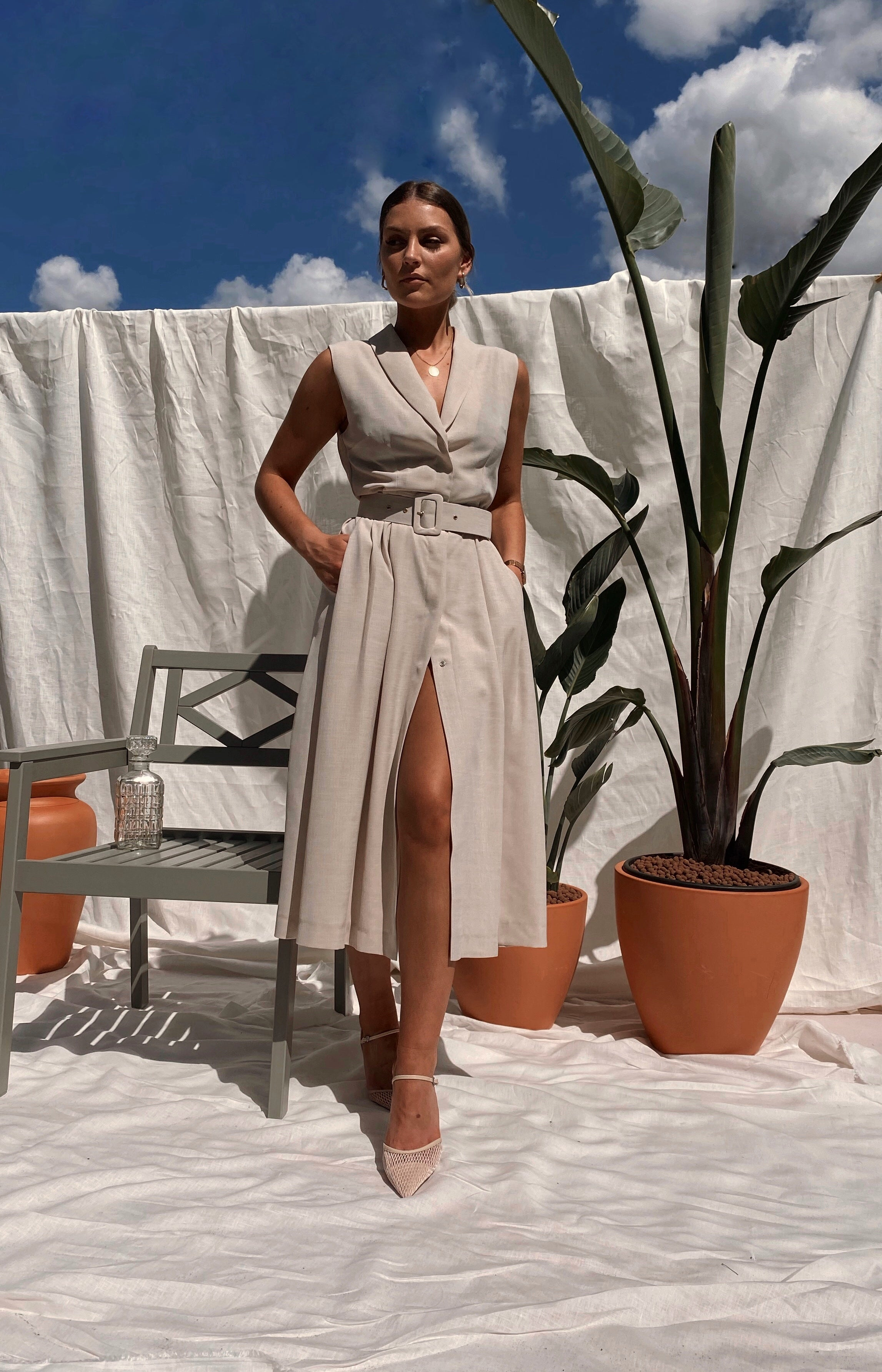 The Riviera Dress - Made to order