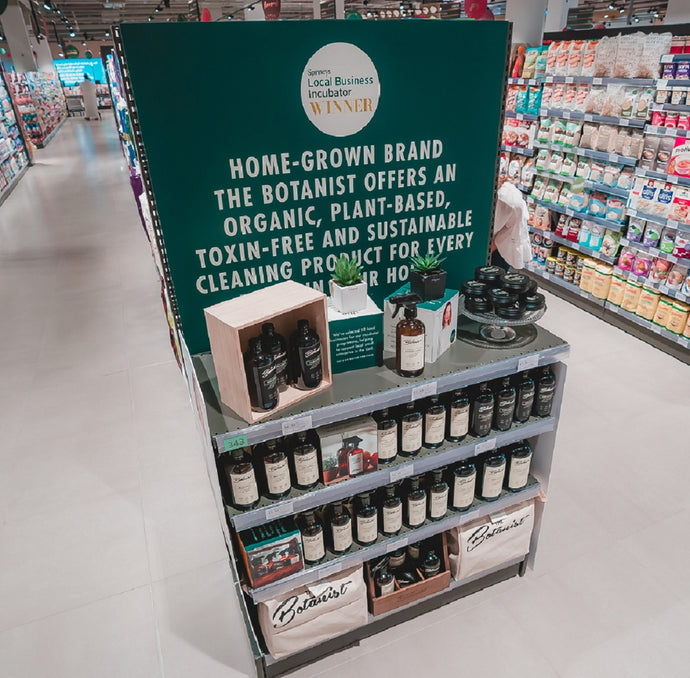 We're now in Spinneys!
