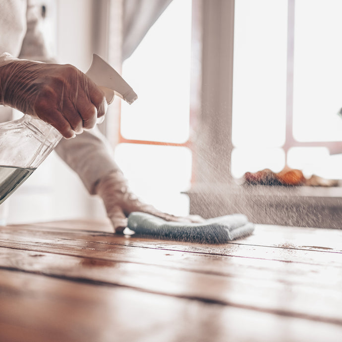 Can 'green' cleaning products get the job done?