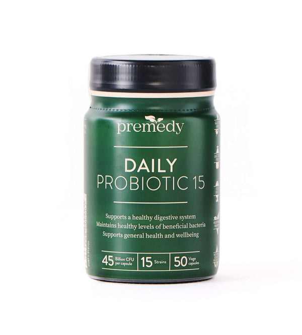Premedy Daily Probiotic 15