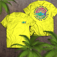 Load image into Gallery viewer, Sharky's - sunrise surf shop