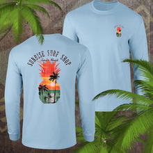 Load image into Gallery viewer, Pineapple sunset - sunrise surf shop