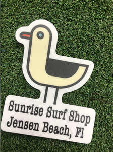 The Bird - sunrise surf shop