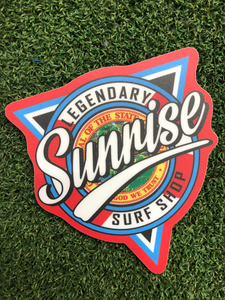 FL Legendary - sunrise surf shop