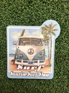 Bus - sunrise surf shop