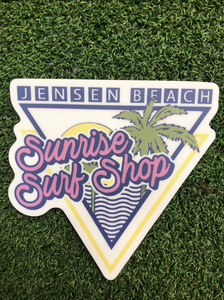 Miami - sunrise surf shop