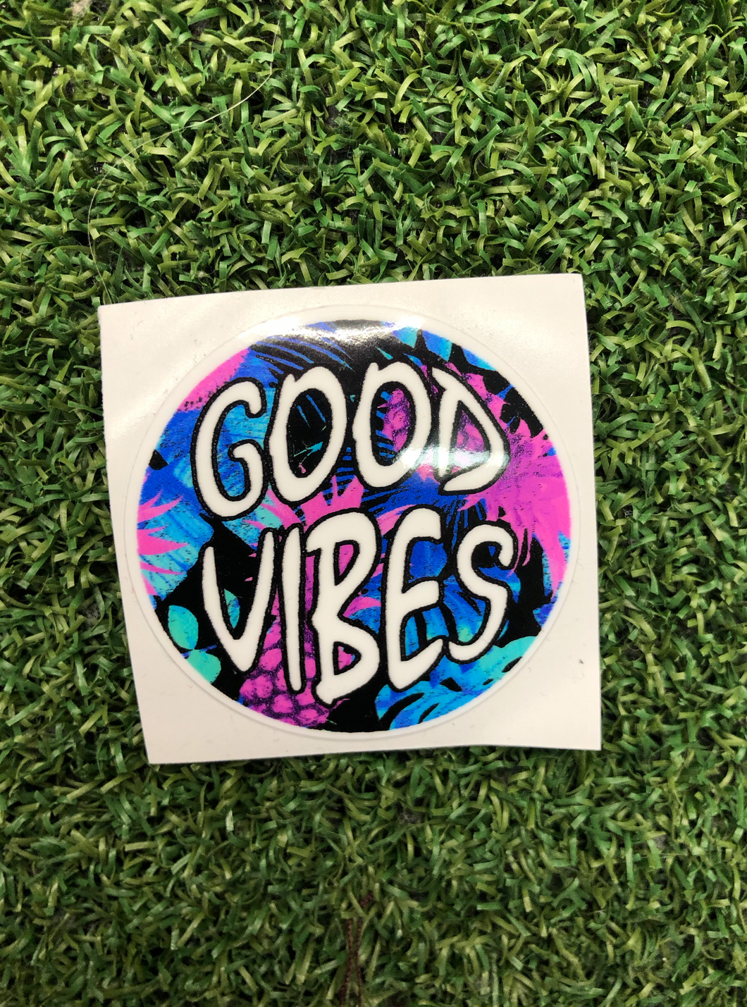 Good Vibes 2 inches - sunrise surf shop