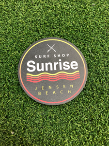Retro Sunrise - sunrise surf shop